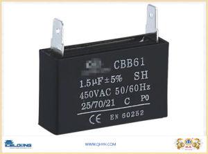 Cbb61 Air conditioner Freezer Refrigerator Start Capacitor pictures & photos