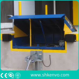Stationary Hydraulic Loading and Unloading Dock Leveler pictures & photos