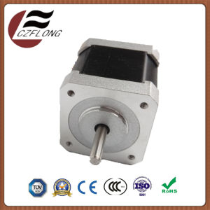 Small Noise 1.8 Deg NEMA 17 Stepper Motor Wide Application pictures & photos