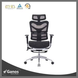 Best Ergonomic Office Chair Big Boss Chair with Footstool pictures & photos