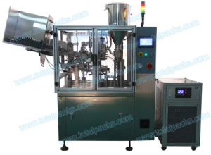 Tube Filling Sealing Machine for Condiment (TFS-100A) pictures & photos