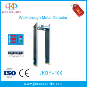 Single Zone Security Screening Metal Detector for Security Screening pictures & photos