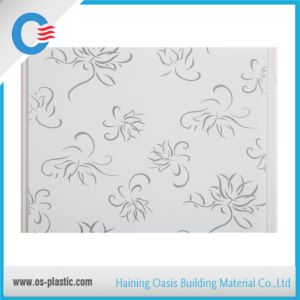 Interior Decorative PVC Ceiling Board Color PVC Wall Panel for Bathroom pictures & photos
