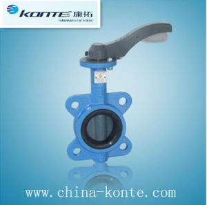 Wafer Butterfly Valve Manufacturer pictures & photos