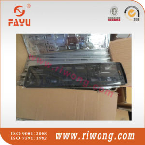 New Style Plastic Euro License Plate Frame pictures & photos