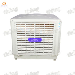 Down Discharge Electric Industrial Air Cooler with 4 PC Cooling Pad pictures & photos