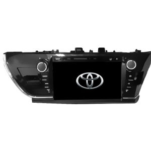 2016 Wholesale Car DVD for Toyota 2014 New Corolla Right Hand with GPS Bt Mirror Link iPod 3G