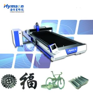 High Precision Fiber Laser Cutting Machine for Metal Artwork pictures & photos