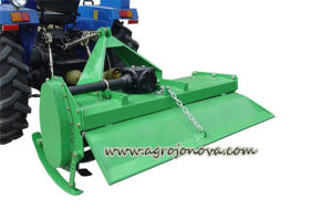 Tractor 3-Point Rotary Tiller with Ce Ign