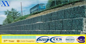 PVC Coated Gabions Mattress 1X1X0.5m pictures & photos