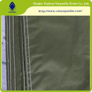 PVC Coated Scaffolding Mesh Fabric for Construction pictures & photos