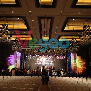 P3.91 HD Indoor Rental LED Display for Stage Performance pictures & photos