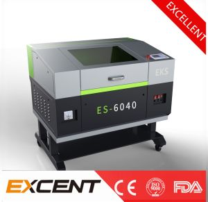 New Top Quality High-Speed CO2 Laser Cutting and Engraving Machine Es-6040 pictures & photos