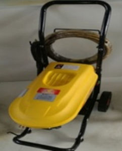 Electric Household High Pressure Cleaning Machine Car Washer with Spray Gun pictures & photos