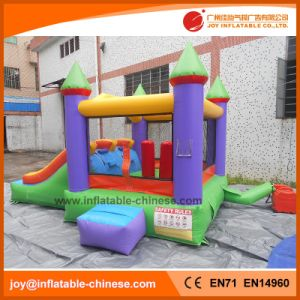 Inflatable Jumping Bouncer Castle with Giant Dual Slide Combo (T2-302) pictures & photos