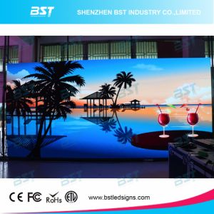 P2.5 Ultral HD SMD Indoor Full Color Small Pixel LED Video Wall for Luxury Shop pictures & photos