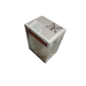 PVC Packaging Box Cardboard Box with Clear PVC Window Cheap Sale pictures & photos