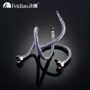 Healthy 304 Stainless Steel Braided Flexible Hose for Tap