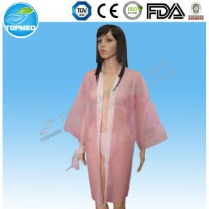 Disposable Kimono Bath Robes Made in China, Nonwoven Paper Kimono pictures & photos