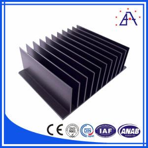 Aluminum Heatsink Radiator Industry Extrusion Profile pictures & photos
