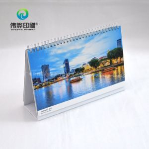 Company Promotion Customized Printing Desk Calendar pictures & photos