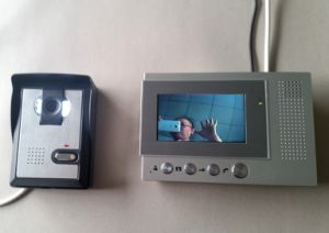 4.3 Inch Video Door Phone Hotel LCD Door Viewer pictures & photos