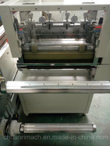 Double Side Adhesive Tape, Non Wastage, Gap Cutting Machine with Sheeter Function pictures & photos