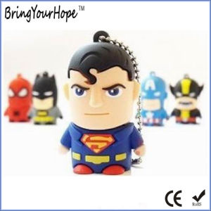 Super Hero Style USB Flash Disk (XH-USB-107) pictures & photos