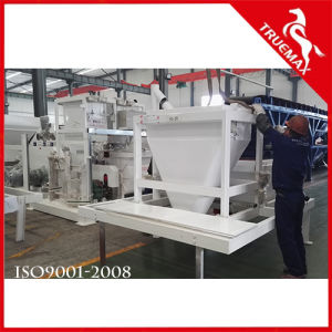 Popular Horizontal/Twin-Shaft Stationary Concrete Plant/Concrete Mixing Machine 60 pictures & photos