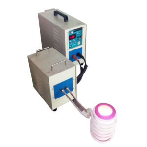High Frequency Portable Induction Heater for Metal Heat Treatment pictures & photos