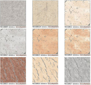 Ceramic Floor Tile/Rustic Floor Tile with Waterabsorption 1-3% pictures & photos
