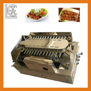 Automatic electric Rotating Yakitori BBQ Machine pictures & photos