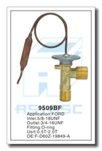 Customized Thermal Brass Expansion Valve for Auto Refrigeration MD9508bf pictures & photos