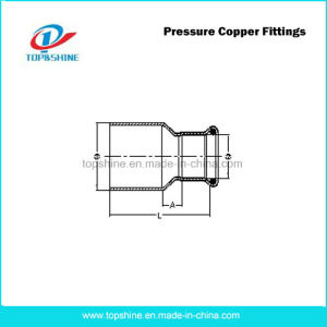 UK Standard Professional Copper Fittings pictures & photos