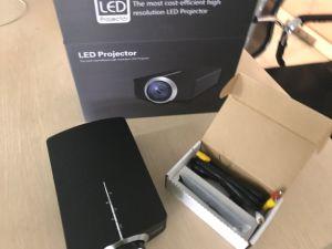 Pico Portable HDMI 1080P HD Mini Digital LED 3D Home Projector pictures & photos