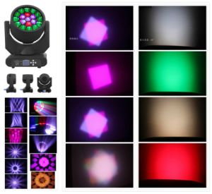 19X12W Osram Bee Eye LED Moving Head Beam Stage Light pictures & photos
