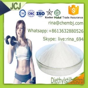 99% High Quality Prohormone Powder Stilbestrol Diethylstilbestrol CAS 56-53-1 pictures & photos