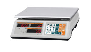 Electronic Scale (ACS-3209) pictures & photos