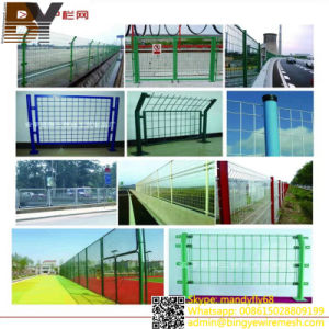Galvanized Chain Link Fence / PVC Coated Chain Link Fence pictures & photos