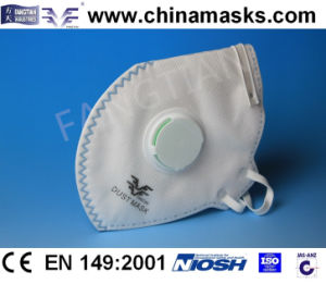 Non-Woven Folded Dust Mask with Ce Certificate pictures & photos