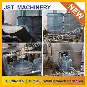 Three in One 20 Liters Jar Filling Machinery pictures & photos