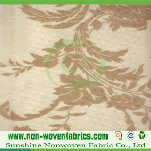 Printing Non Woven Polypropylene for Wallpaper Decoration pictures & photos