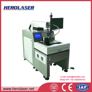 400W Spot Welding Machine with YAG Ipg Laser Source pictures & photos
