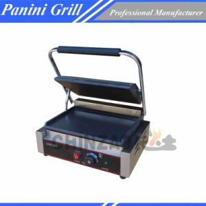 Single Flat Plate Sandwich Grill pictures & photos