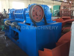 Whole Tire Crusher/Tire Recycling Machine pictures & photos