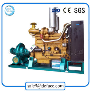 Big Capacity Diesel Engine Suction Centrifugal Pump for Irrigation System pictures & photos