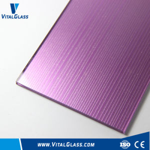 Dark Bronze Float Glass Stained/Tinted/Colored Float Reflective Glass pictures & photos
