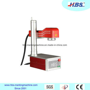 10W Small Size End Pump Laser Marking Machine for Plastic Marking pictures & photos