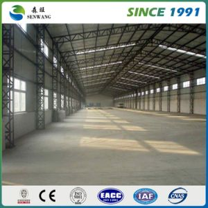 Modern Designed Steel Structure Warehouse (SW-95415) pictures & photos