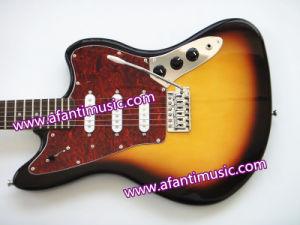 Afanti Guitar/ Reverse Headstock /Jaguar Electric Guitar (AFEG178) pictures & photos
